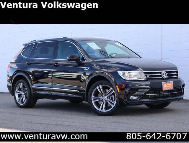 2019 Volkswagen Tiguan 2.0T SEL R-Line 4MOTION Ventura CA