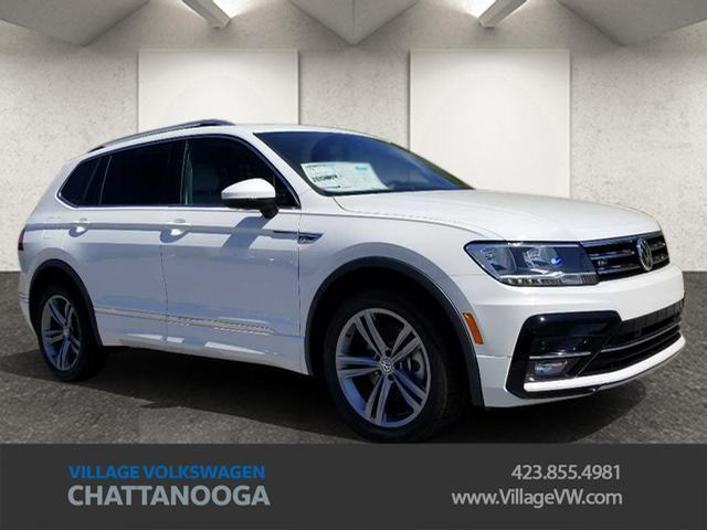 2019 Volkswagen Tiguan 2.0T SEL R-Line 4Motion Chattanooga TN