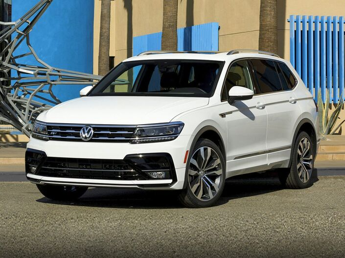 2019 Volkswagen Tiguan 2.0T SEL R-Line 4Motion Green Bay WI