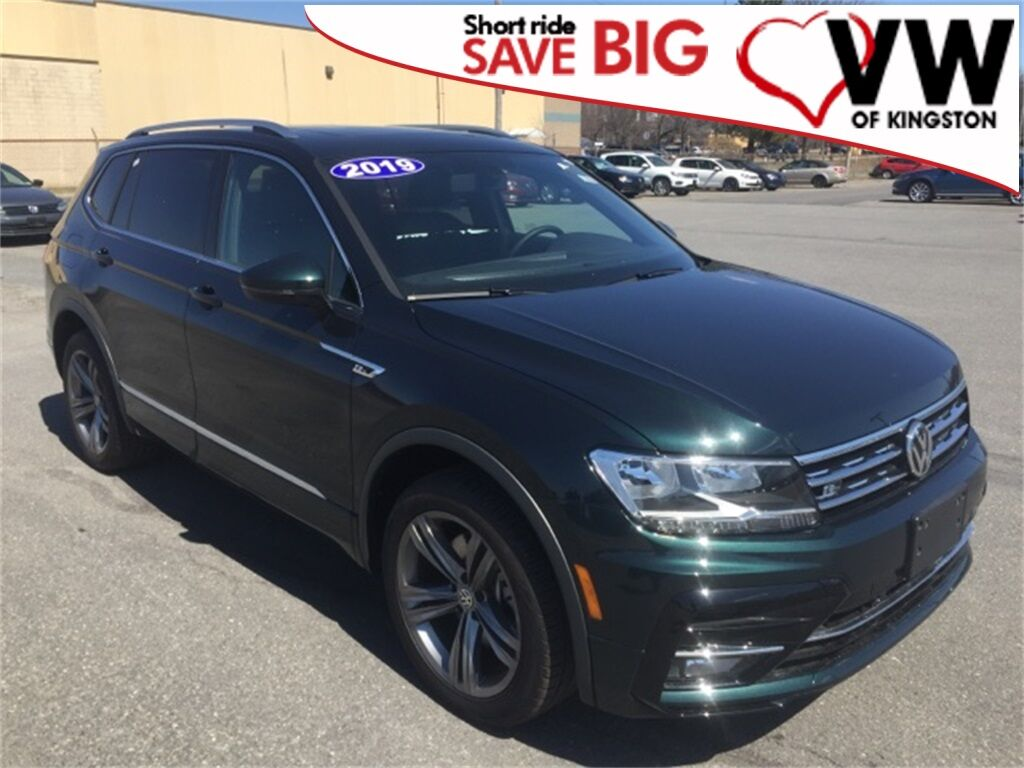 2019_Volkswagen_Tiguan_2.0T SEL R-Line 4Motion_ Kingston NY