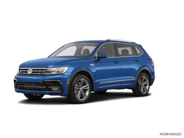 2019 Volkswagen Tiguan 2.0T SEL R-Line 4Motion Summit NJ