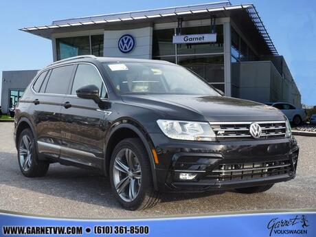 2019 Volkswagen Tiguan 2.0T SEL R-Line 4Motion West Chester PA