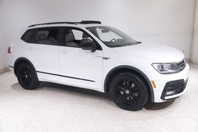 2019 Volkswagen Tiguan 2.0T SEL R-Line Black Mentor OH
