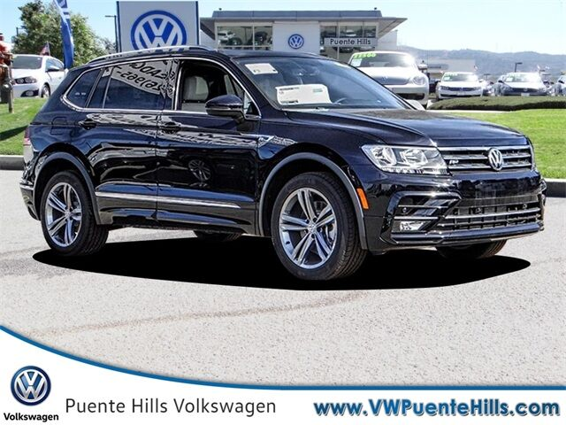 2019 Volkswagen Tiguan 2.0T SEL R-Line City of Industry CA
