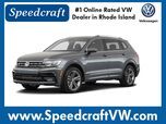 2019 Volkswagen Tiguan AWD 2.0T SEL 4Motion 4dr SUV