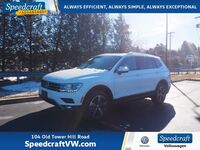 Volkswagen Tiguan AWD 2.0T SEL 4Motion 4dr SUV 2019