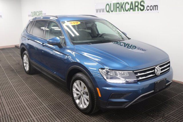 2019 Volkswagen Tiguan S/3rd Row Seating 2.0T S 4MOTION Manchester NH