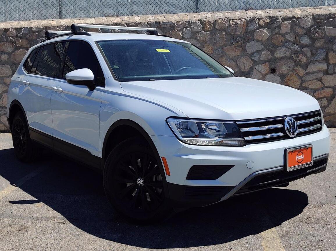 2019 Volkswagen Tiguan S 4MOTION® El Paso TX