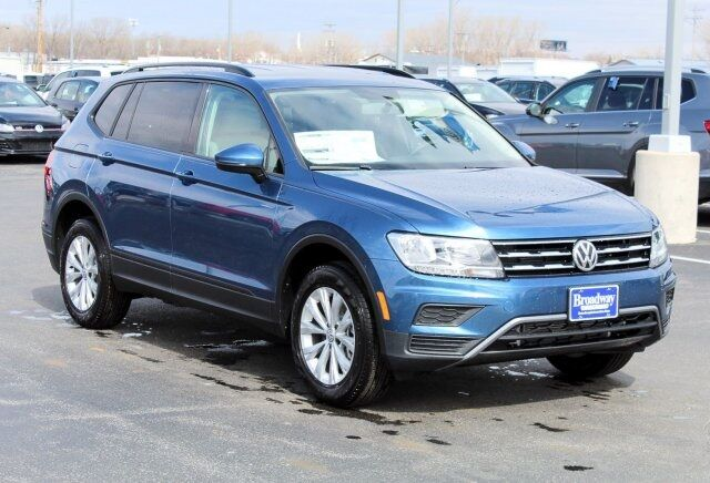 2019 Volkswagen Tiguan S 4Motion Green Bay WI