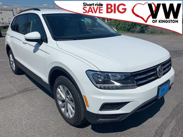 2019 Volkswagen Tiguan S 4Motion Kingston NY