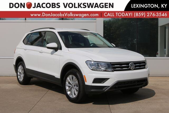 2019 Volkswagen Tiguan S 4Motion Lexington KY