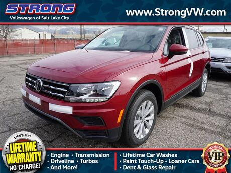 2019 Volkswagen Tiguan S 4Motion Salt Lake City UT
