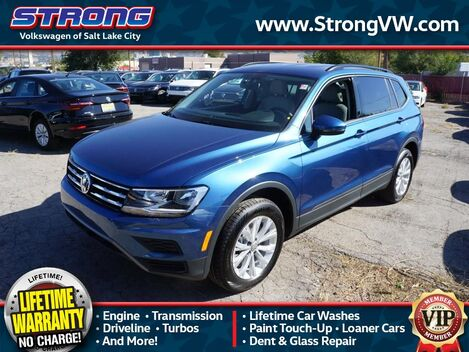 2019_Volkswagen_Tiguan_S_ Salt Lake City UT