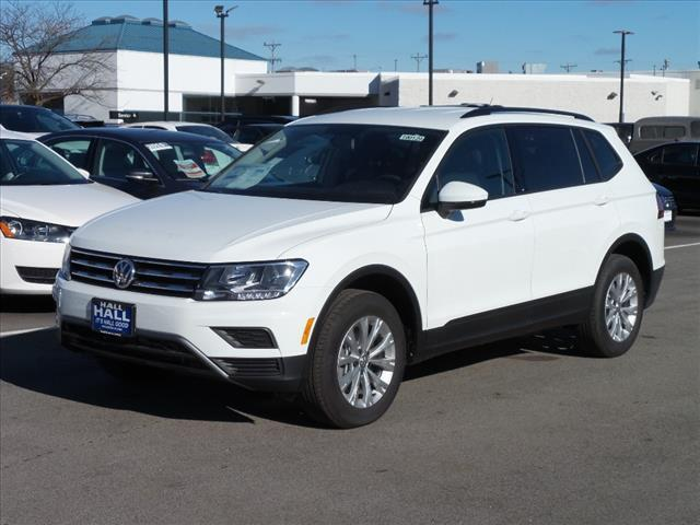 2019 Volkswagen Tiguan S with 4MOTION® Brookfield WI
