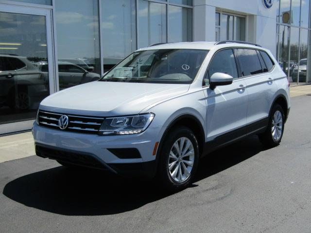 2019 Volkswagen Tiguan S with 4MOTION® Brunswick OH