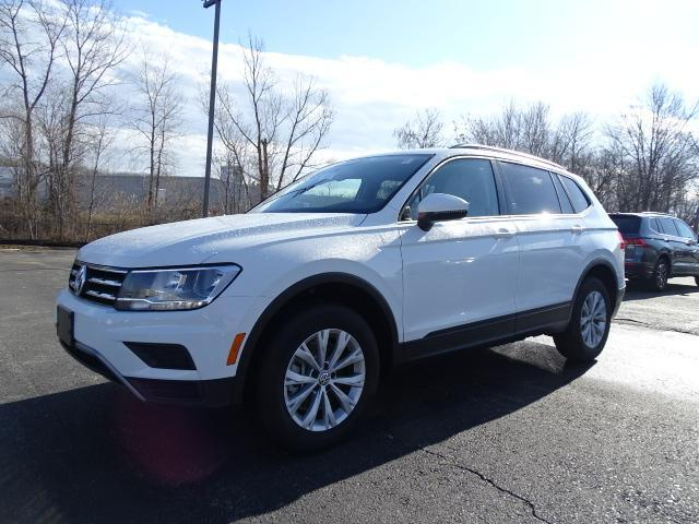2019 Volkswagen Tiguan S with 4MOTION® Providence RI