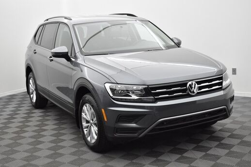 2019 Volkswagen Tiguan S with 4MOTION® Hickory NC