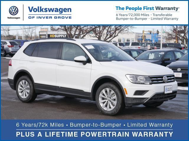 2019 Volkswagen Tiguan S with 4MOTION® Inver Grove Heights MN
