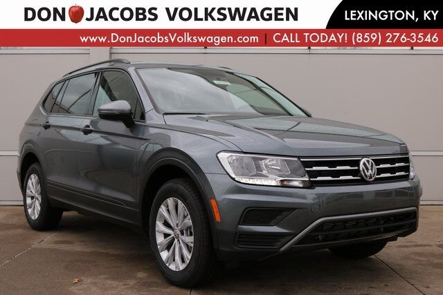 2019 Volkswagen Tiguan S with 4MOTION® Lexington KY