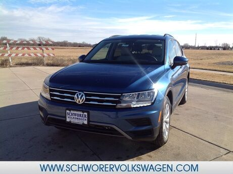 2019 Volkswagen Tiguan S with 4MOTION® Lincoln NE