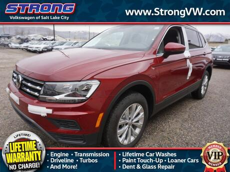 2019 Volkswagen Tiguan SE 4MOTION Salt Lake City UT