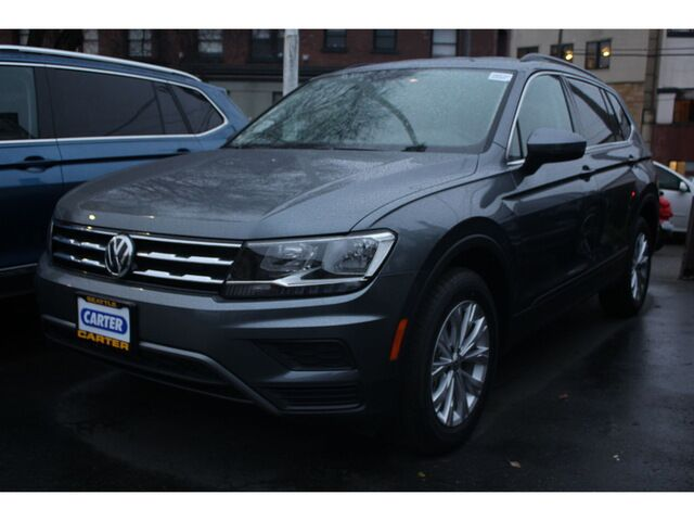 2019 Volkswagen Tiguan SE 4MOTION & 3rd Row Seats Seattle WA