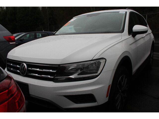 2019 Volkswagen Tiguan SE 4Motion Moonroof & 3rd Row Seats Seattle WA