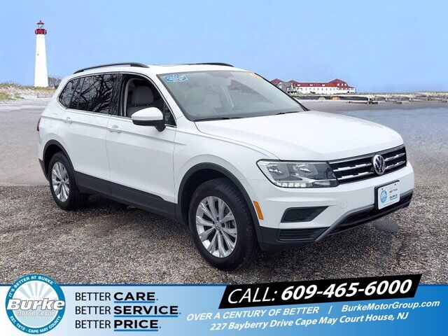 2019 Volkswagen Tiguan SE Cape May Court House NJ