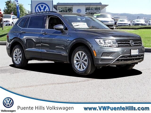 2019 Volkswagen Tiguan SE City of Industry CA