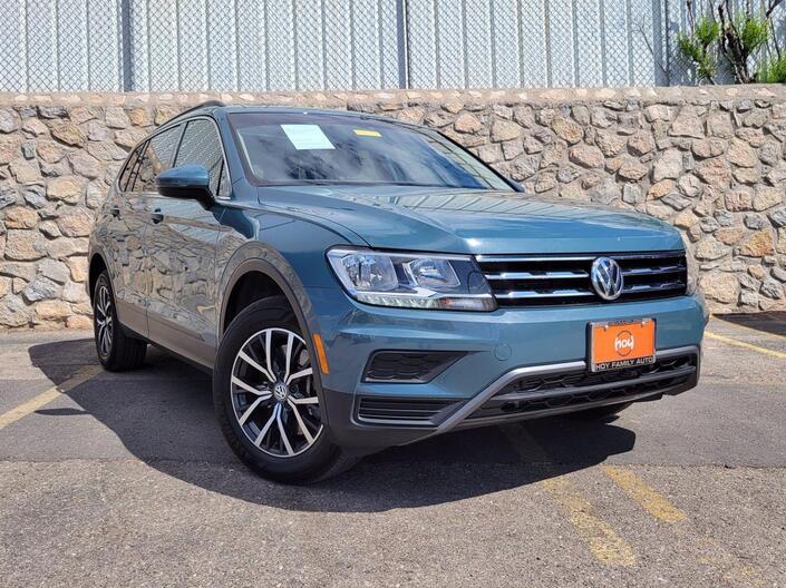 2019 Volkswagen Tiguan SE El Paso TX