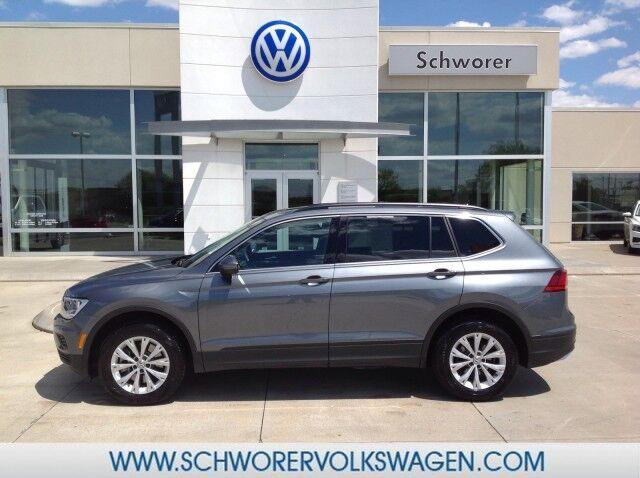 2019 Volkswagen Tiguan SE Lincoln NE