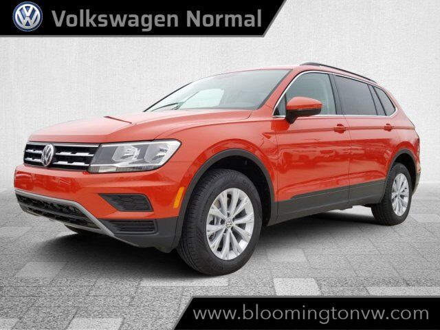 2019 Volkswagen Tiguan SE Normal IL
