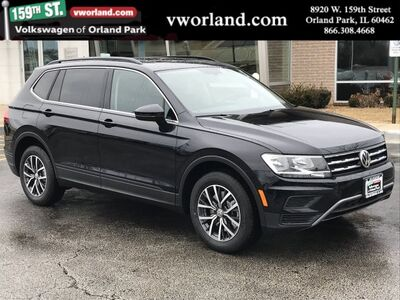 2019_Volkswagen_Tiguan_SE_ Orland Park IL