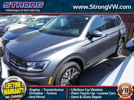 2019_Volkswagen_Tiguan_SE_ Salt Lake City UT
