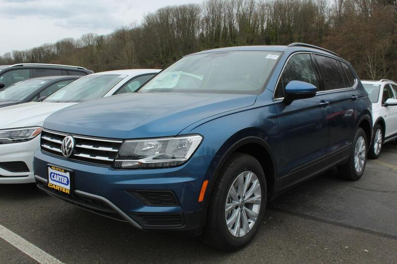2019 Volkswagen Tiguan SE W/MOONROOF/3rd Row Seattle WA