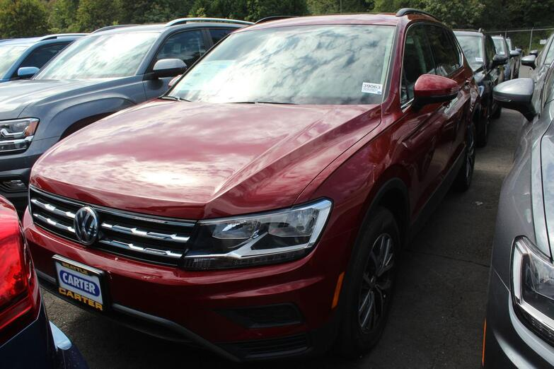 2019 Volkswagen Tiguan SE W/MOONROOF Seattle WA