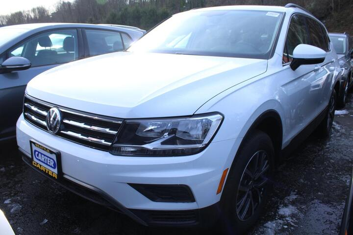 2019 Volkswagen Tiguan SE W/ PANORAMIC MOONROOF Seattle WA