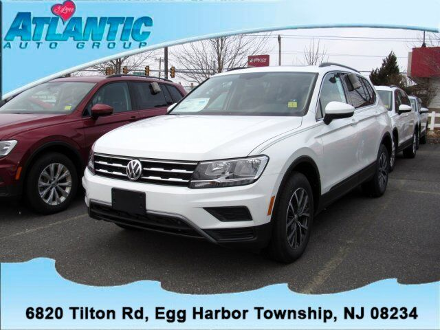 2019 Volkswagen Tiguan SE with 4MOTION® Egg Harbor Township NJ