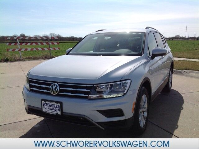 2019 Volkswagen Tiguan SE with 4MOTION® Lincoln NE