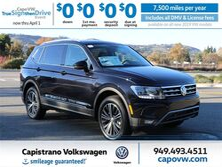 Volkswagen Tiguan SEL San Juan Capistrano CA