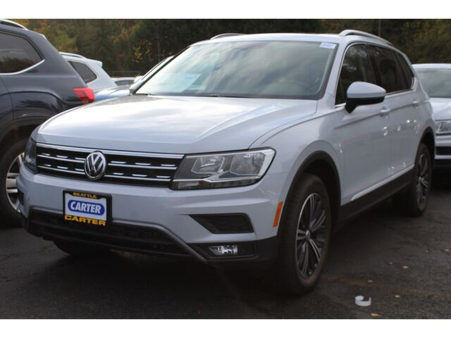 2019 Volkswagen Tiguan SEL 4MOTION with 3rd Row Seats Seattle WA