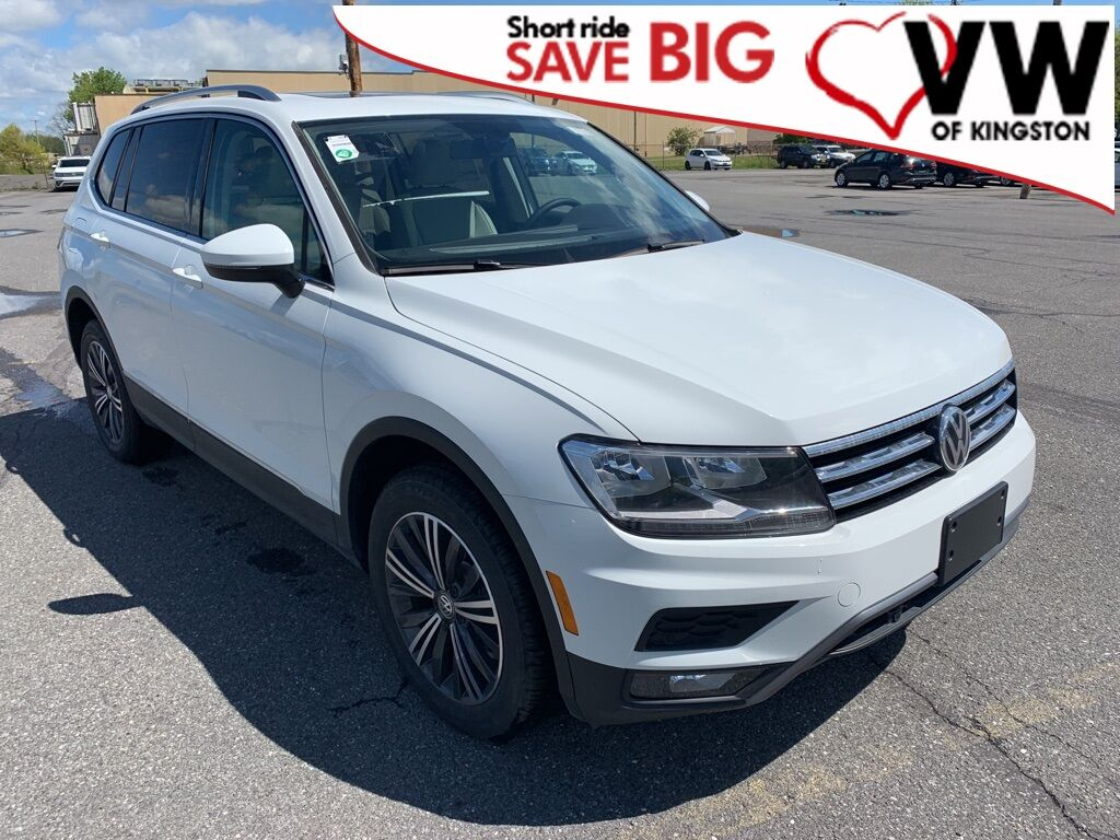 2019_Volkswagen_Tiguan_SEL 4Motion_ Kingston NY
