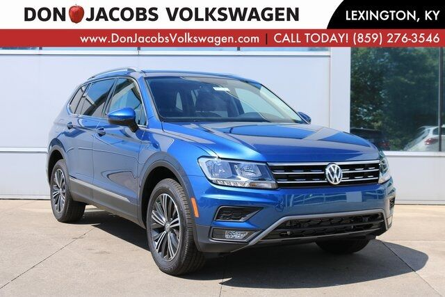 2019 Volkswagen Tiguan SEL 4Motion Lexington KY