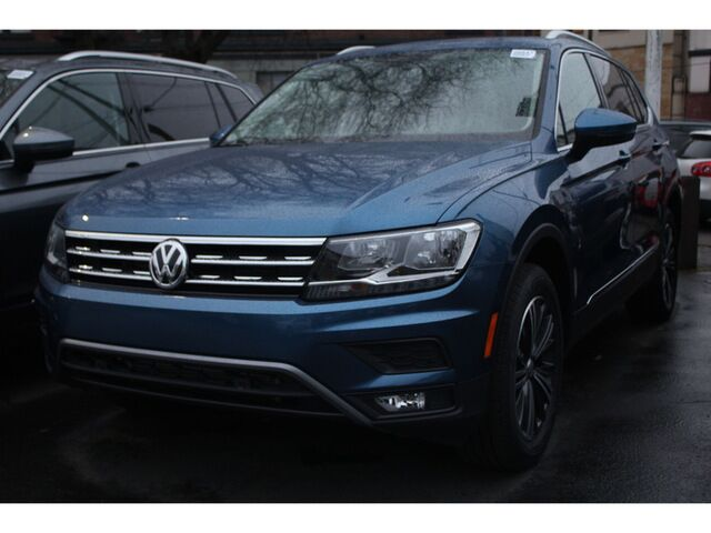 2019 Volkswagen Tiguan SEL 4motion w/ 3rd Row Seating Seattle WA