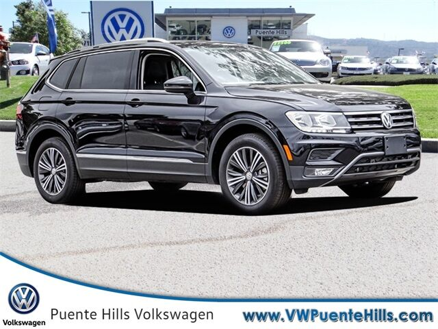 2019 Volkswagen Tiguan SEL City of Industry CA