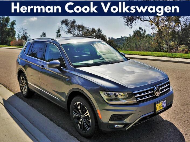 2019 Volkswagen Tiguan SEL Encinitas CA