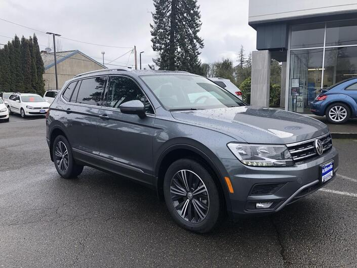 2019 Volkswagen Tiguan SEL McMinnville OR
