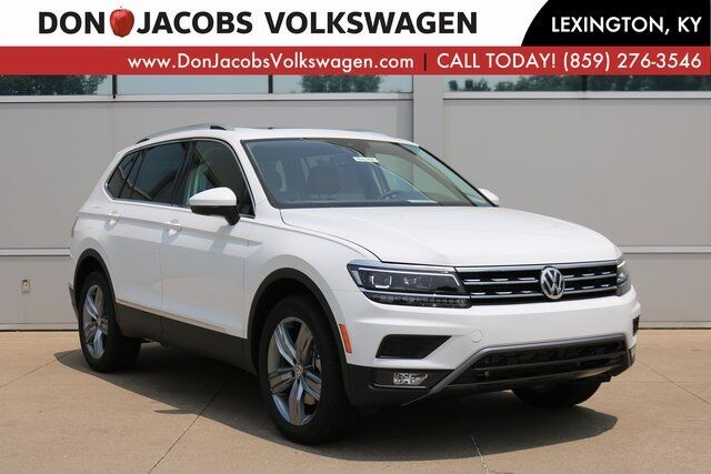 2019 Volkswagen Tiguan SEL Premium 4Motion Lexington KY