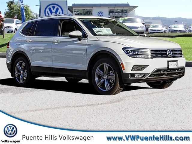 2019 Volkswagen Tiguan SEL Premium City of Industry CA
