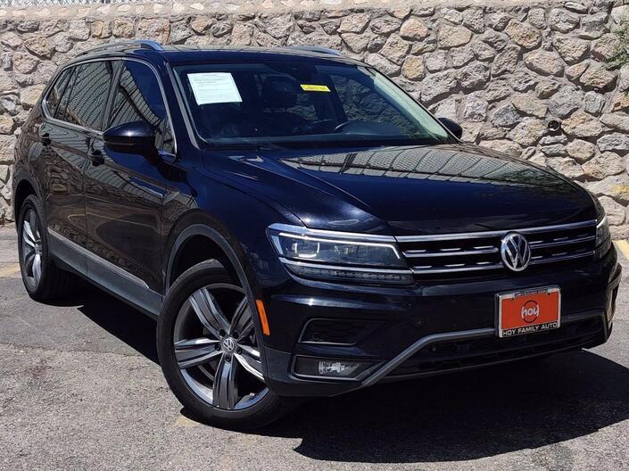 2019 Volkswagen Tiguan SEL Premium El Paso TX
